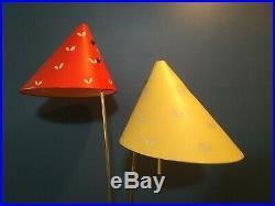 1960s Atomic Original Vintage Floor Lamp Stilnovo Mid-Century