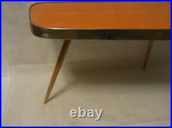 Atomic Age 50s Three Legs Plant Stand Display Table German Mid Century #