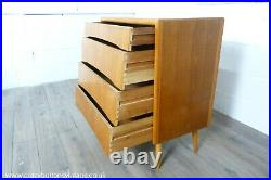 Avalon Yatton Atomic style Mid-Century chest of drawers