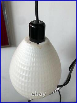 Mid Century 1960s Atomic Floor Lamp Solid Steel