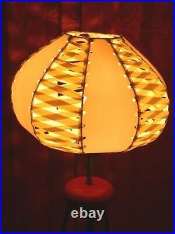 Mid Century Vintage Atomic Floor Lamp Sputnik 1950`s Lighting Lights Rockabilly