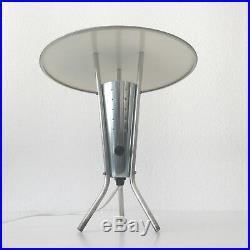 RARE & Lovely MID CENTURY MODERN Sputnik ATOMIC Desk Light TABLE LAMP 1950s