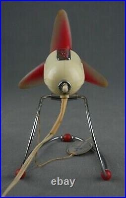 SIEMENS TF161 Desk Fan Mid Century Atomic Vintage Eames Panton 1960s 50s 70s Era