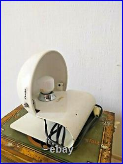 Vintage Guzzini Meblo Bugia Mid Century Space Age Lamp Table Atomic Design Light