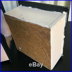 Vintage Shadow Box Set 3 Mid Century Pink Kitsch Atomic 1950s Amoeba Freeform