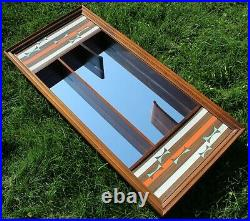 Vtg Turner Shadow Box Wall Accessory 8350 MCM Mid Century Atomic Age Retro Shelf