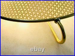 XXL Erco Original Mid Century ceiling Light lamp bakelite 50s 60s vintage Atomic